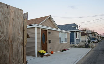 Sandy Recovery - Renovated Homes